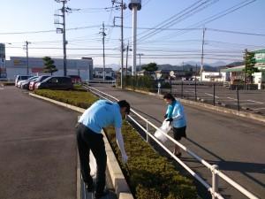 2015.10.19グロス清掃活動